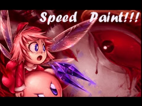 Battle of 02- SPEED PAINT- Kirby 64: The Crystal Shards