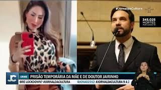 Foram presos o vereador Dr Jairinho e a namorada, ambos são suspeitos pela morte do menino Henry