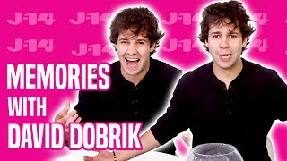 Download David Dobrik Talks Dolan Twins, Kylie Jenner, and More | Memory Game Mp3 and Videos