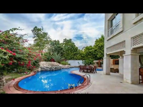 Luxury Villa In Emirates Hills - TNH S 1052 - The Noble House Real Estate