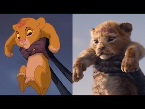 FACCE DI NERD #58 - Il trailer de Il Re Leone: top o flop?