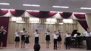 П.МАРТИН Ча ча ча. Г.Усинск Детская Школа Искусств