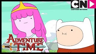 Adventure Time | Princess Bubblegum Bonds With Finn | Cartoon Network