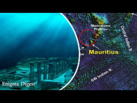 Mysterious Lost Continent Found In The Indian Ocean ★★★