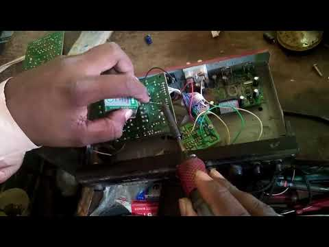 how to repair dth signal problem