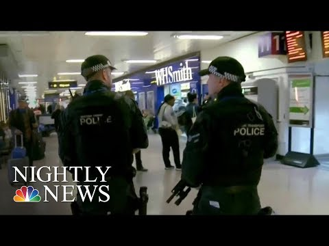 London Subway Attack: Police Arrest Teen Suspect | NBC Nightly News