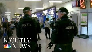London Subway Attack  Police Arrest Teen Suspect | NBC Nightly News