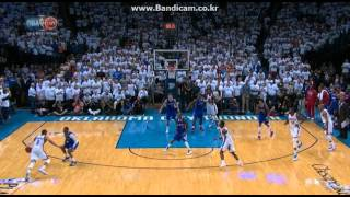Oklahoma city thunder:Greatest comeback