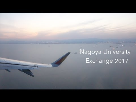 Nagoya University Study Abroad Video