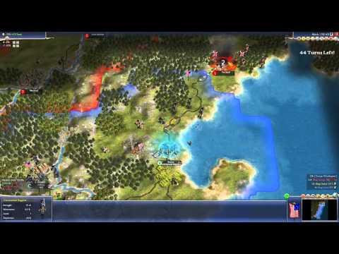 Civilization 4 - American Revolution Scenario: American Colonies