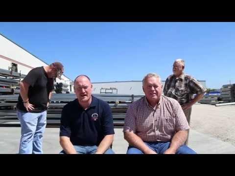 Dennis Patrick & Keith Armour - ALS ice bucket challenge