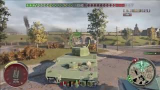Первый клип про танки