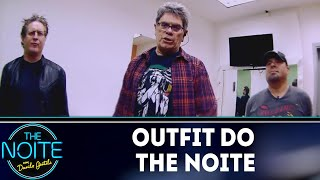 Outfit do The Noite | The Noite (12/06/18)