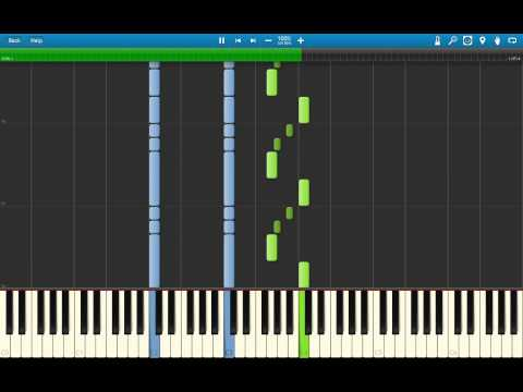 Ramin Djawadi - Main Title [OST Game Of Thrones] (Piano Tutorial | Synthesia)