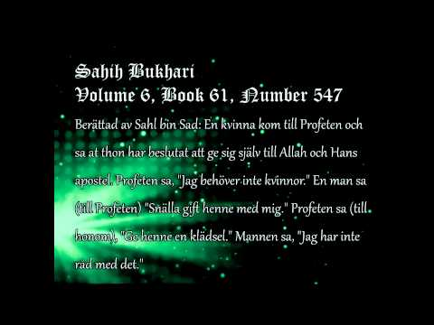 Kvinnan i Islam är mannens ägodel - Del 4