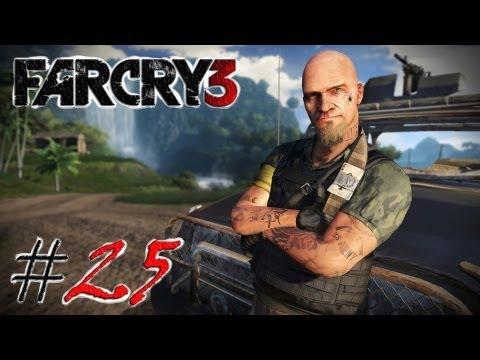 Смотреть прохождение игры Far Cry 3. Серия 25 - Дядя Сэм.
