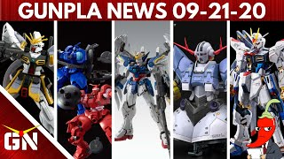 Wing Of Glory Or Failure?, RG Zeong With Special Beam Cannon, Strike Freedom Shiny | Gunpla News