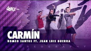 Carmín - Romeo Santos Ft. Juan Luis Guerra  Fitdance Life Coreografía Dance