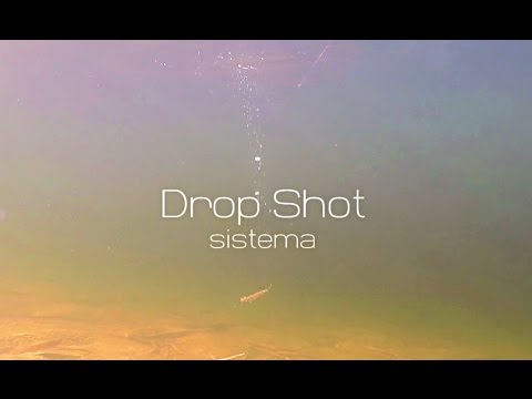 (LT) Drop Shot sistemos montažas (Drop Shot rig) Sistemos ep2.