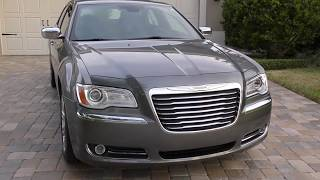 2011 Chrysler 300 C Hemi Sedan Review and Test Drive by Bill - Auto Europa Naples