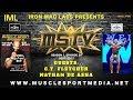 IML Presents MSTV (S1, E30) - CT Fletcher, Nathan De Asha