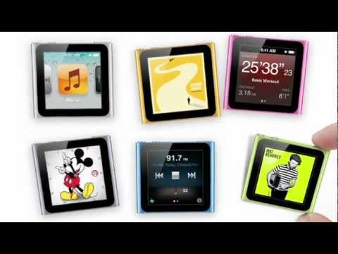 syre bluetooth enabled ipod nano watch case youtube. Black Bedroom Furniture Sets. Home Design Ideas