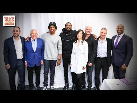 Meek Mill, Jay-Z, Robert Kraft, Others Form Alliance To Fight For Criminal Justice Reform Mp3