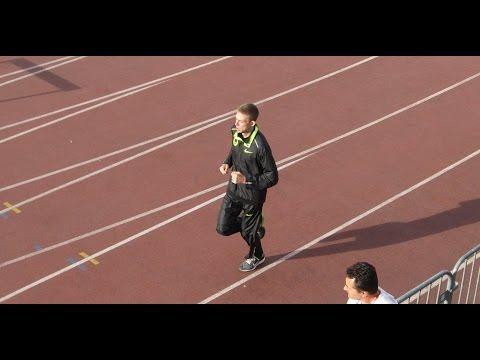 Warm-up Galen Rupp / Echauffement Galen Rupp / 5000m meeting Areva Paris 2014 - IAAF Diamond League