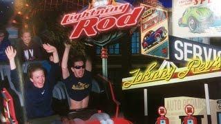 Taylor FINALLY Rides Lightning Rod!