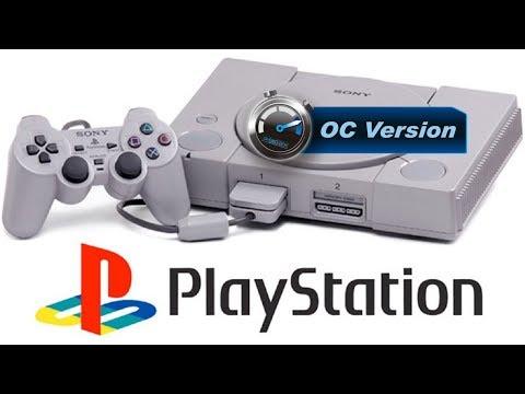 128gb Playstation Pi Overclock