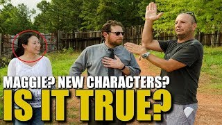 Video The Walking Dead Season 9 Angela Kang Interview News - New Characters? Maggie? download MP3, 3GP, MP4, WEBM, AVI, FLV Juli 2018