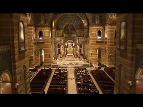 Boyer Wedding at the Cathedral Basilica of St. Louis