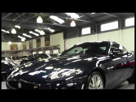 Jaguar XKR 5 0 SC V8 X150 MY13 Blue SN1010428