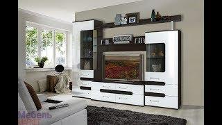 видео Мебельные стенки в гостиную недорого