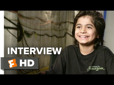 The Jungle Book Interview - Neel Sethi (2016) - Adventure Movie HD