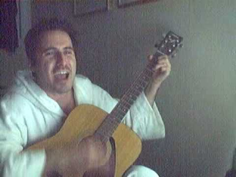 David Archuleta Crush Live Acoutsic Guitar Cover Unplugged Youtube