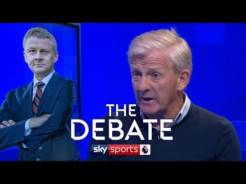 What does Solskjaer need to do to get the Man United job permanently? | The Debate