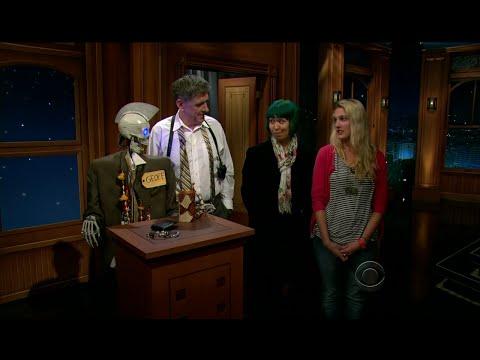 Late Late Show with Craig Ferguson 1/2/2012 Tim Meadows, Eliza Doolittle, Myq Kaplan
