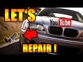 Let's Repair BMW - Kurbelwellensensor [BMW E46 M54] DIY