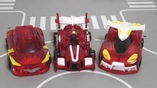 터닝메카드 레드카 장난감 Turning Mecard Toys Red Car xe Ô tô đồ chơi