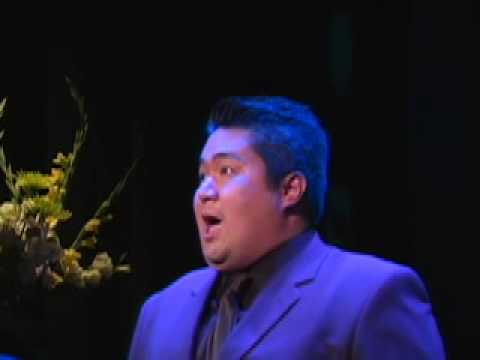 3 Filipino Tenors Classical Excerpts