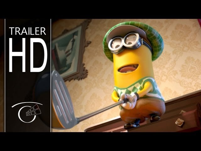 Gru 2, mi villano favorito - Trailer 1 HD Videos De Viajes