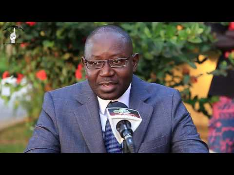 Part 2 - Mai Ahmad Fatty #GMC Leader Press Conference on Gambia Current Political situation