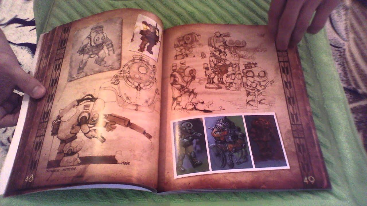 Deco Devolution The Art Of Bioshock 2 Pdf