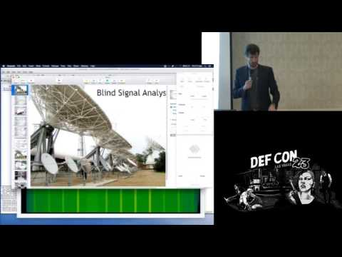 DEF CON 23 - Wireless Village - Balint Seeber - SIGINT & Blind Signal Analysis w/ GNU Radio & SDR