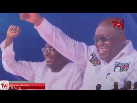 NPP@25: MINISTERS SHOW OFF DANCE MOVES ON STAGE