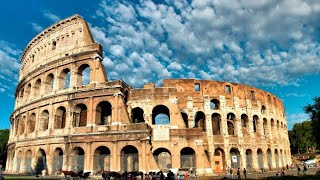 The history of the Colosseum | Rome | travel documentary | English guide 2018