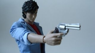 City Hunter Ryo Saeba シティーハンター 冴羽 獠 [HOT TOYS]