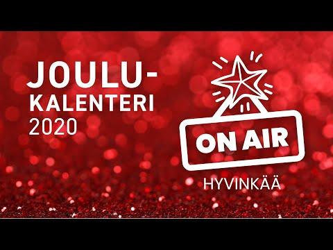 On Air Hyvinkää Joulukalenteri: 3.12. - Blues on Air