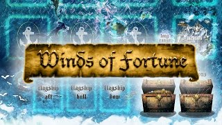 Winds of Fortune Board Creation